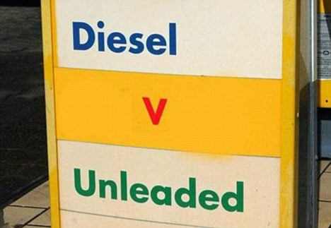 Diesel or unleaded